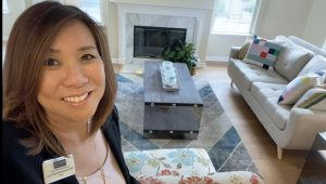Lynne MacFarlane, Realtor hosts open house in Campbell