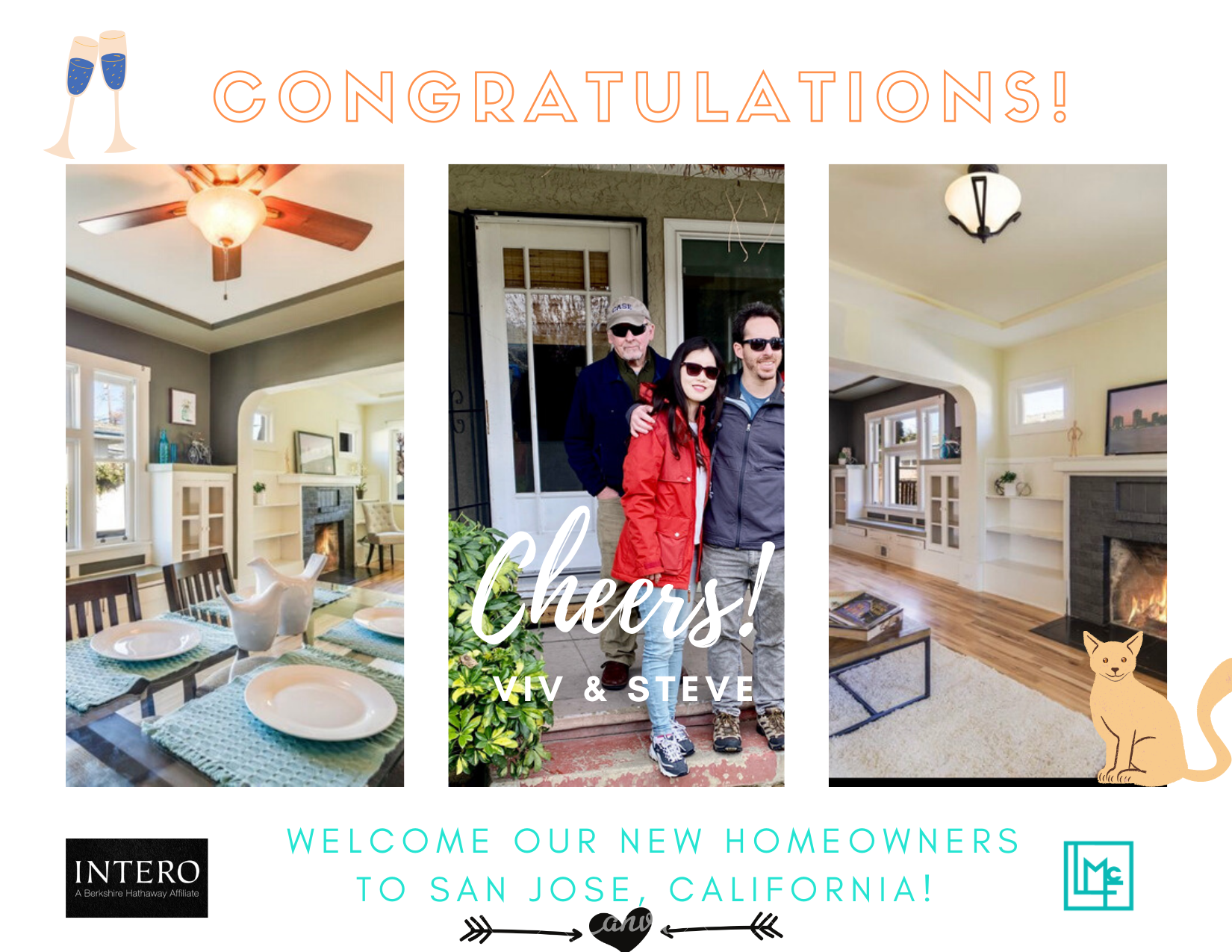 Congratulations! Lynne MacFarlane Homes