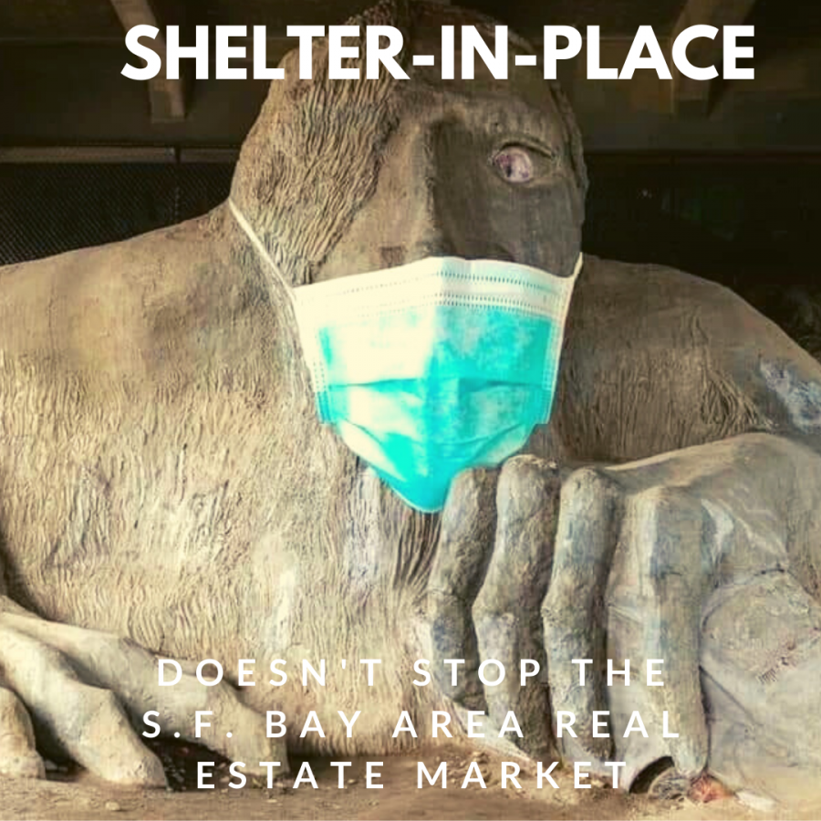 Lynne MacFarlane Explains Shelter in place with a troll