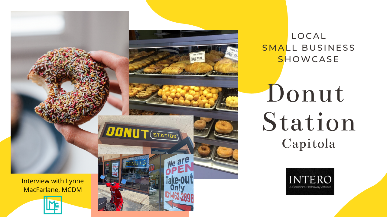 Support Local Small Business Donut Station