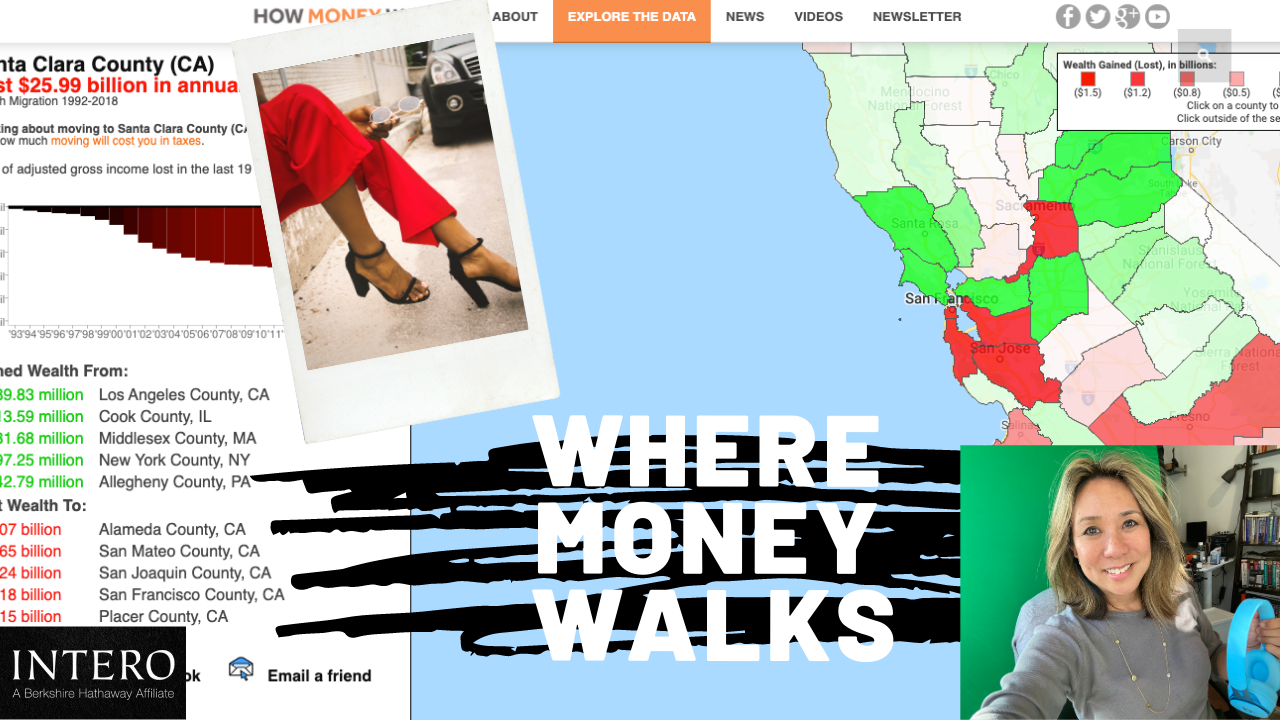 Where Money Walks - Video with Lynne MacFarlane, SF Bay Area Realtor