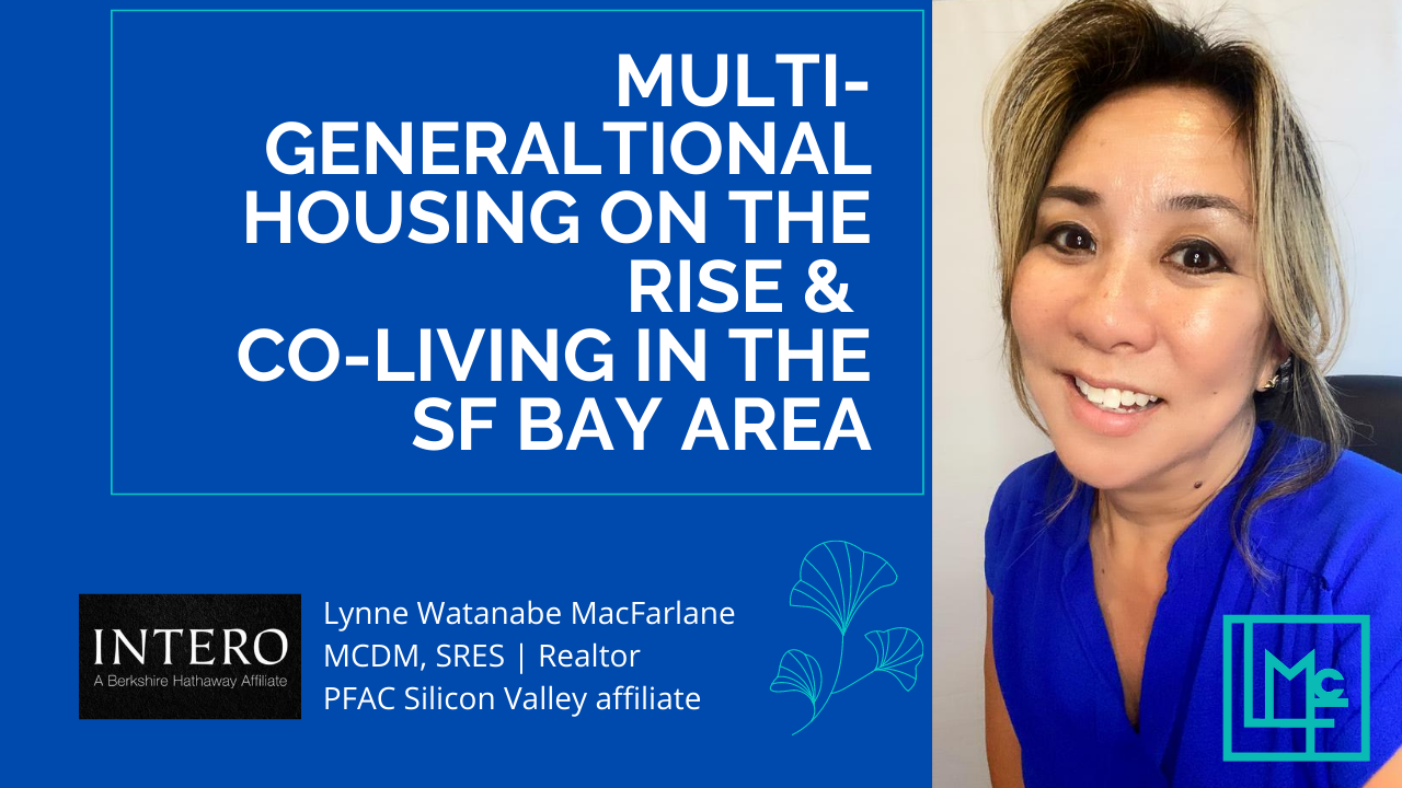 Lynne MacFarlane talks about multigenerational housing and co-housing trend