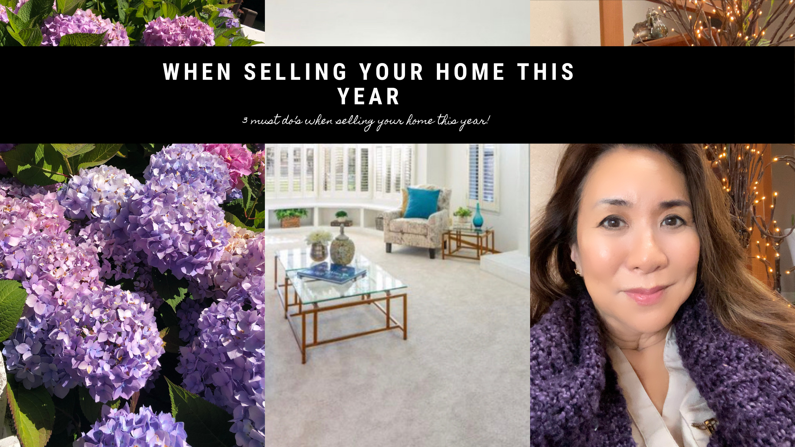 Lynne MacFarlane Realtor - 3 Must Do's For Sellers This Year!